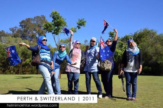 PERTH & SWITZERLAND 2011