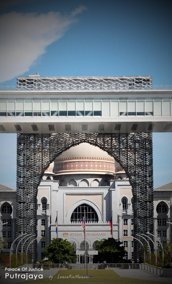 """PALACE OF JUSTICE"" capture by Izwan Helmi"